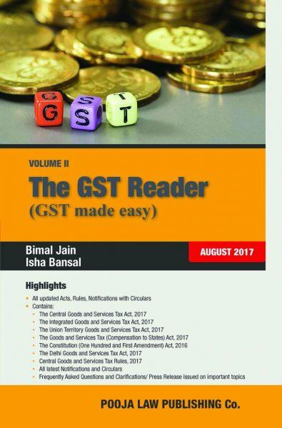 GST BIMAL JAIN 2017