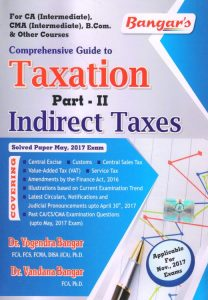 Taxation Part - II Indirect