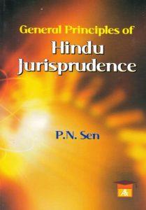 General Principles of Hindu Jurisprudence