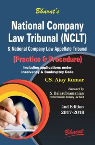 Bharat's National Company Law Tribunal (NCLT)