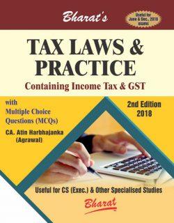 9789351395829-Tax-Laws-Practice-CA.-Atin-Harbhajanka-Agrawal-250×320